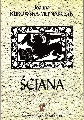 Okładka książki Ściana