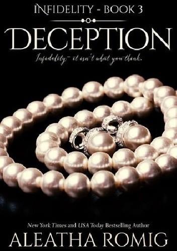 Okładka książki Deception
