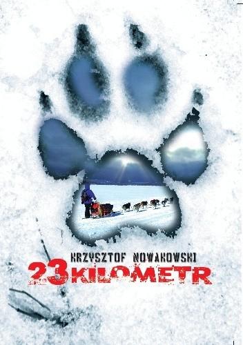 Okładka książki 23 kilometr