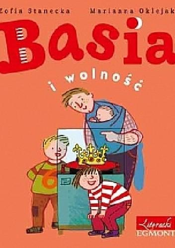 Okładka książki Basia i wolność