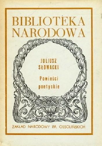 Okładka książki Powieści poetyckie