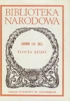 Anonim tzw. Gall: Kronika polska