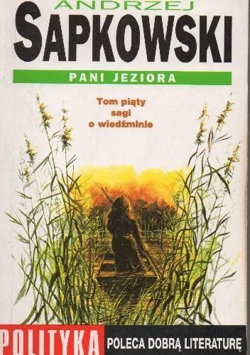 Okładka książki Pani Jeziora