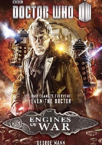 Okładka książki Engines of war