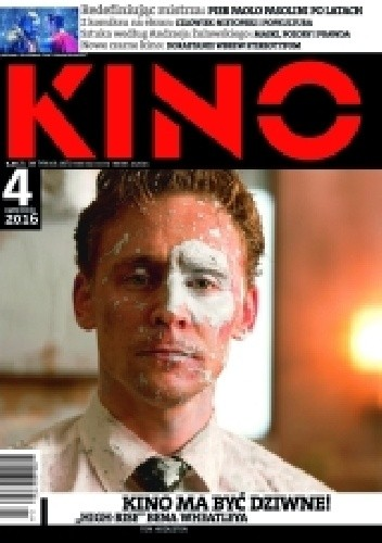 Okładka książki Kino, nr 4 / kwiecień 2016