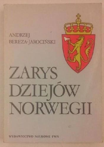 Okładka książki Zarys dziejów Norwegii