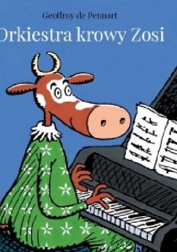 Okładka książki Orkiestra Krowy Zosi