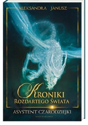 Okładka książki Asystent czarodziejki