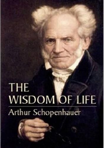 Okładka książki The Wisdom of Life