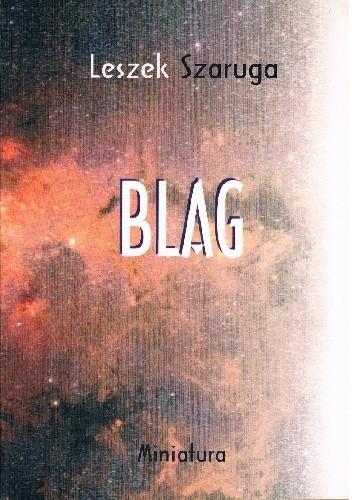 Okładka książki Blag