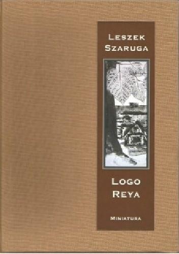 Okładka książki Logo Reya
