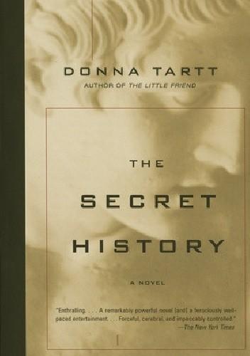 Okładka książki The Secret History