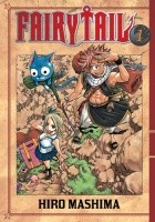 Fairy Tail tom 1