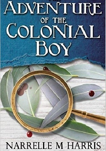 Okładka książki The Adventure of the Colonial Boy