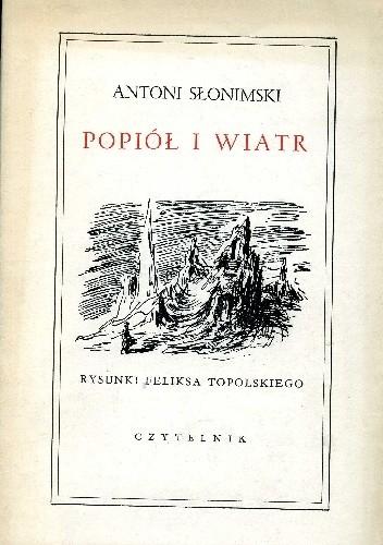 Okładka książki Popiół i wiatr