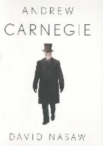 Okładka książki Andrew Carnegie