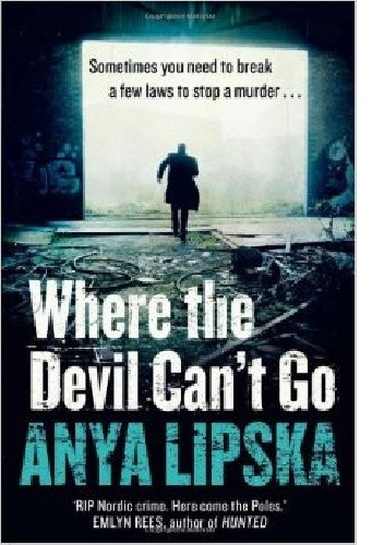 Okładka książki Where the devil can't go