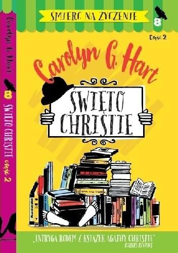 Okładka książki Święto Christie. Część 2