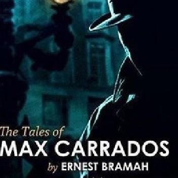 Okładka książki The Tales of Max Carrados