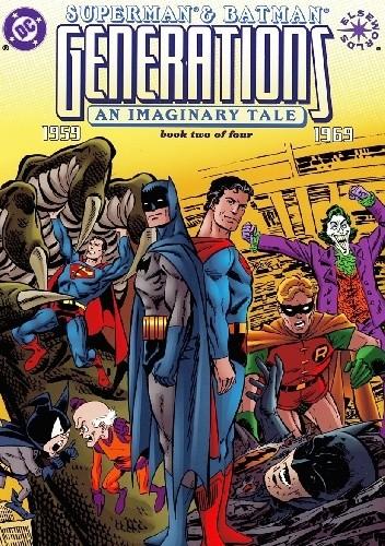 Okładka książki Superman & Batman Generations #2
