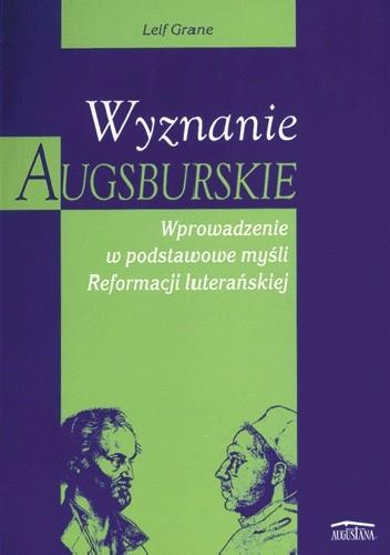 Okładka książki Wyznanie augsburskie