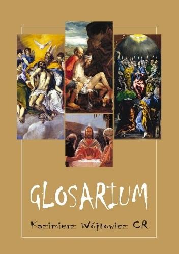 Okładka książki Glosarium