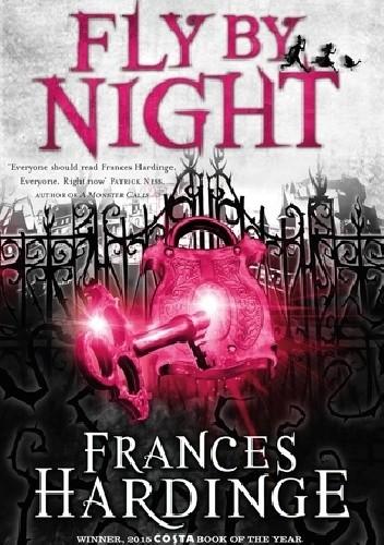 Okładka książki Fly by Night