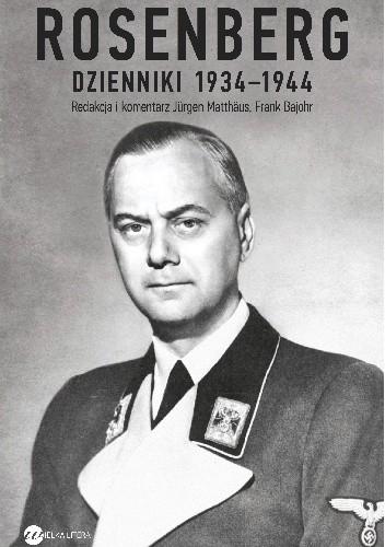 Okładka książki Dzienniki 1934-1944