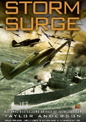 Okładka książki Destroyermen: Storm Surge