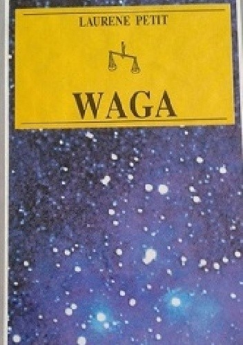Okładka książki Waga