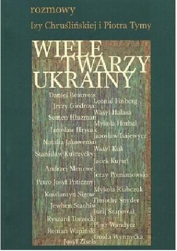 Okładka książki Wiele twarzy Ukrainy