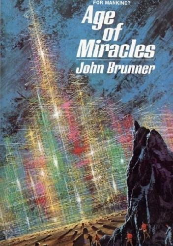 Okładka książki Age of Miracles