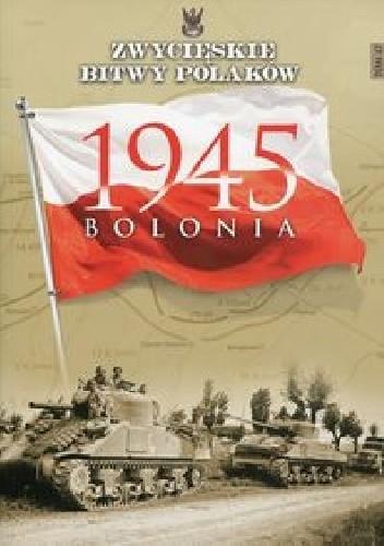 Okładka książki 1945 Bolonia