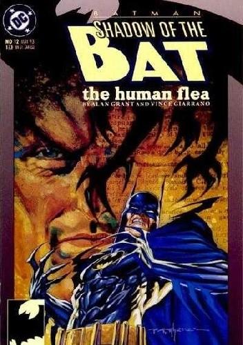 Okładka książki Batman: Shadow of the Bat #12