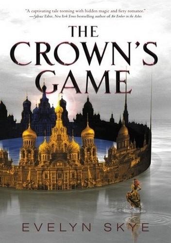 Okładka książki The Crown's Game