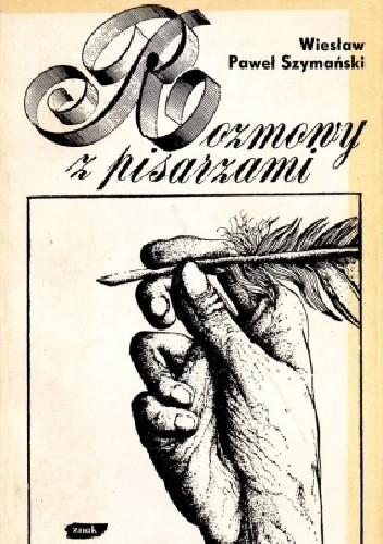 Okładka książki Rozmowy z pisarzami