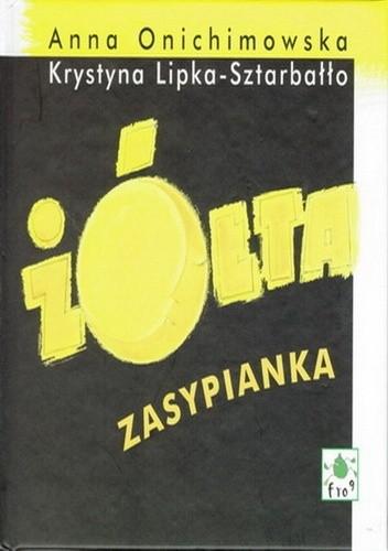 Okładka książki Żółta zasypianka