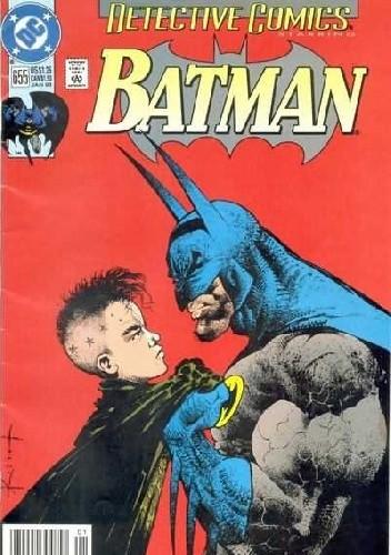 Okładka książki Batman: Detective Comics #655