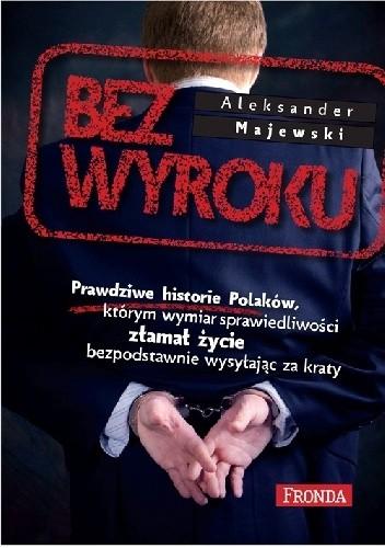 Okładka książki Bez wyroku