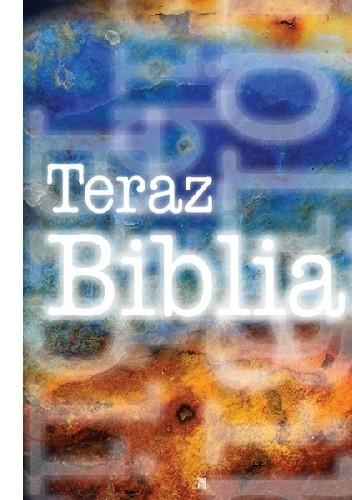 Okładka książki Teraz Biblia!