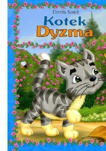 Okładka książki Kotek Dyzma