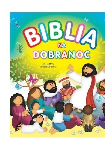 Okładka książki Biblia na dobranoc