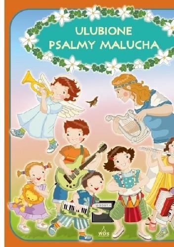Okładka książki Ulubione psalmy malucha