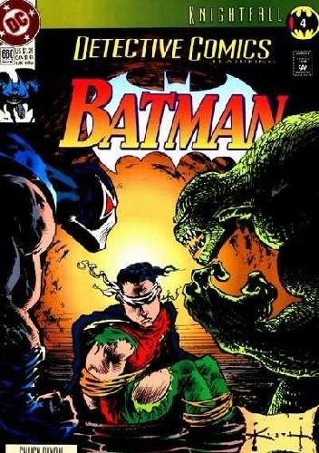Okładka książki Detective Comics #660