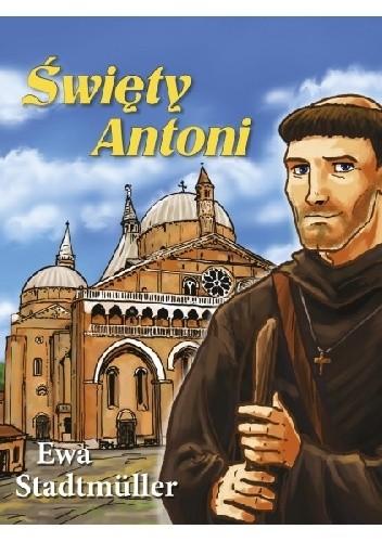 Okładka książki Święty Antoni