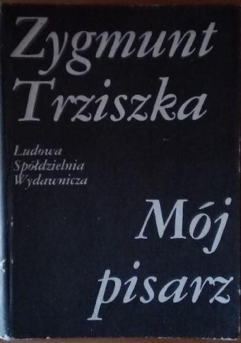 Okładka książki Mój pisarz