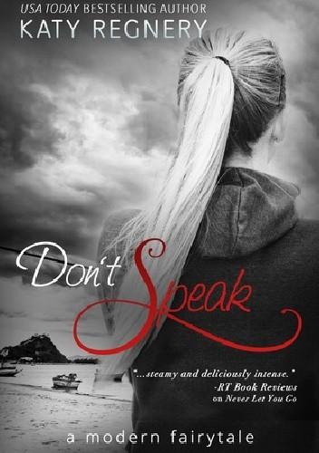 Okładka książki Don't Speak