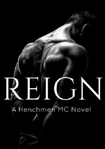 Okładka książki Reign
