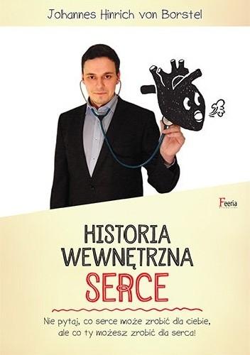 Okładka książki Historia wewnętrzna. Serce