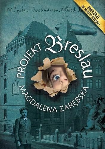 Okładka książki Projekt Breslau